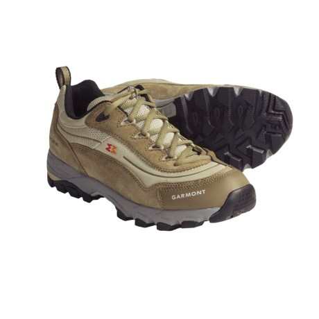Garmont Nagevi Trail Shoes - Suede-Mesh (For Women)