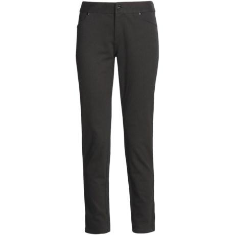 Buffalo Abeen Pants - Tapered Leg, Cotton Knit (For Women)