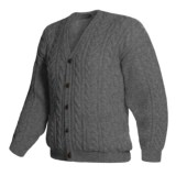 Peregrine by J.G. Glover Cardigan Sweater - Fine Wool (For Men)