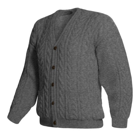J.G. Glover & CO. Peregrine by J.G. Glover Cardigan Sweater - Fine Wool (For Men)