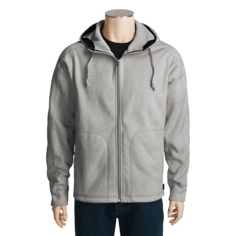 prAna Sundowner Hard Face Fleece Hoodie Sweatshirt - Polartec® Wind Pro® (For Men)