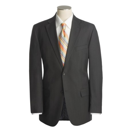 Holbrook Wool Herringbone Suit (For Men)