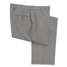 Lauren by Ralph Lauren Gabardine Dress Pants (For Men) in Light Grey - Closeouts