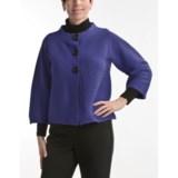 Nomadic Traders Sabrina Crop Jacket - Mandarin Collar (For Women)