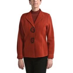 Nomadic Traders Milano Jacket - Boiled Wool (For Women)