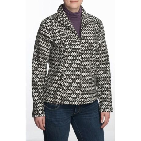 Nomadic Traders City Jacket - Jacquard Knit (For Women)