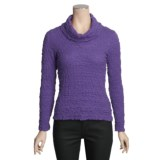Nomadic Traders Stretch Cowl Neck Shirt - Long Sleeve (For Women)