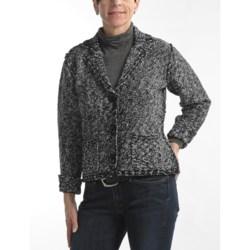 Nomadic Traders Riley Jacket - Knit Tweed (For Women)