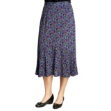 Nomadic Traders Zara Skirt - Moss Crepe (For Women)