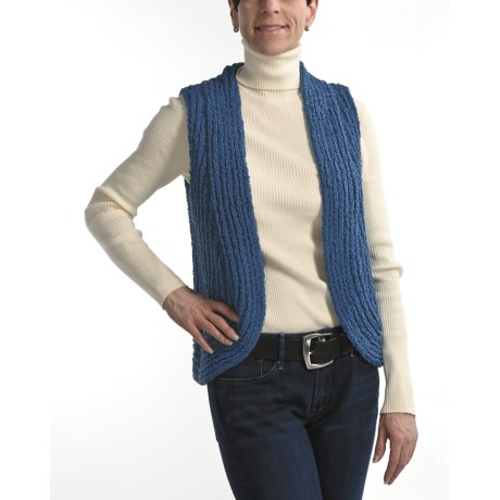 Nomadic Traders Anya Knit Vest (For Women)