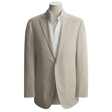 Isaia Pincord Sport Coat (For Men)