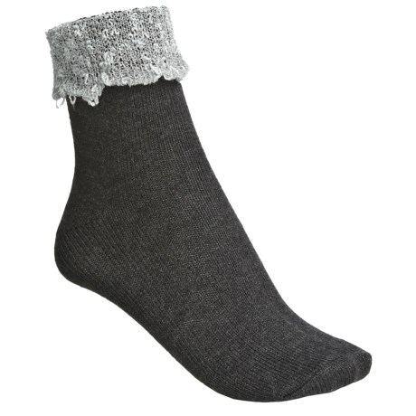 b.ella Carmella Socks - Quarter-Crew (For Women)