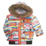 Obermeyer Brody Jacket - Insulated (For Little Kids)