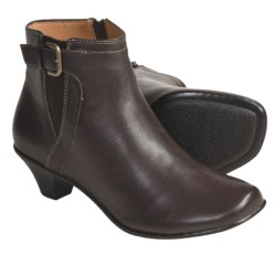 Softspots Miranda Ankle Boots - Calfskin (For Women)