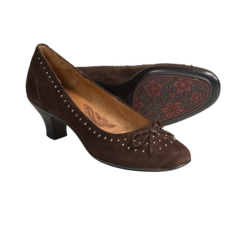 Sofft Kalliope Suede Shoes - Pump (For Women)
