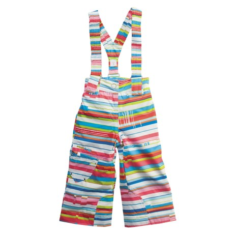 Obermeyer Utopia Snow Pants - Insulated (For Little Girls)