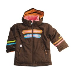 Obermeyer Karma Jacket - Insulated (For Little Girls)