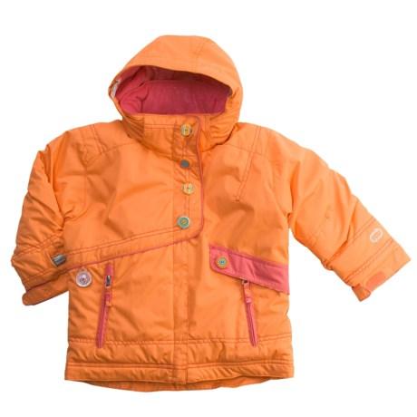 Obermeyer Nirvana Jacket - Insulated (For Little Girls)