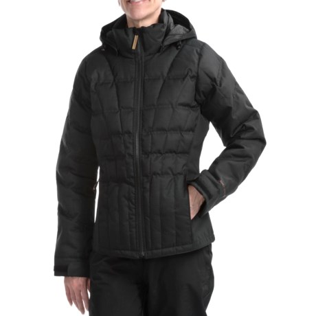 Obermeyer Addison Down Jacket - 500 Fill Power (For Women)