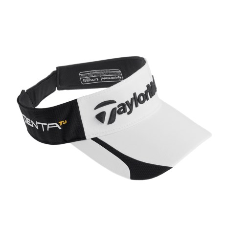 TaylorMade Split 3.0 Visor - UPF 50+ (For Men and Women)