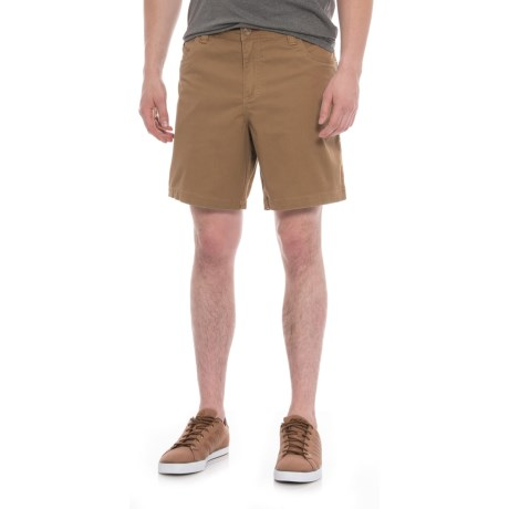 "Toad&Co Mission Ridge 8"" Shorts - UPF 40+, Organic Cotton Blend (For Men)"