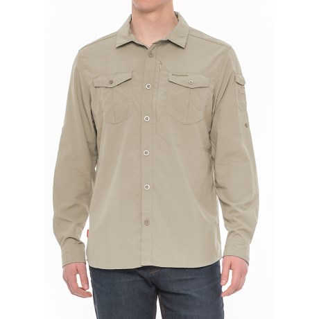 Craghoppers Insect Shield® Advanced Shirt - UPF 50+, Long Sleeve (For Men)