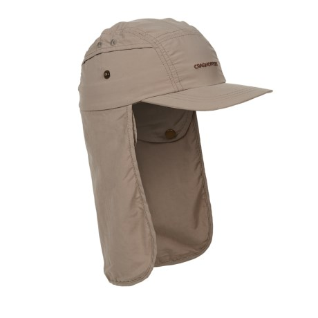 Craghoppers Desert Hat - UPF 40+ (For Kids)