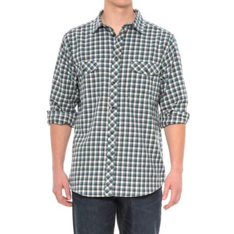 Craghoppers Kiwi Checkered Shirt - Long Sleeve (For Men)