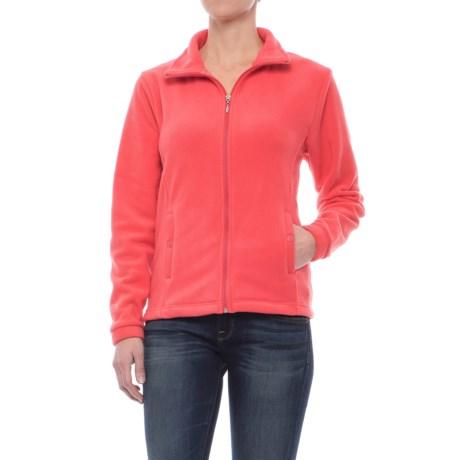 Stanley Lightweight Fleece Jacket - Full Zip (For Women)