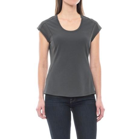 Merrell Sportswear Merrell Mira Tech T-Shirt - Short Sleeve (For Women)