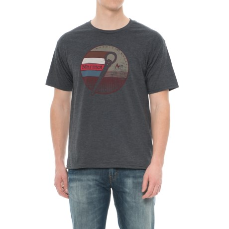 Marmot Rock T-Shirt - Short Sleeve (For Men)