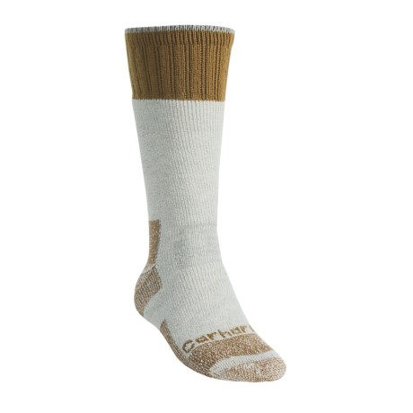 Carhartt Extreme Cold Weather Boot Socks - Mid Calf (For Men)
