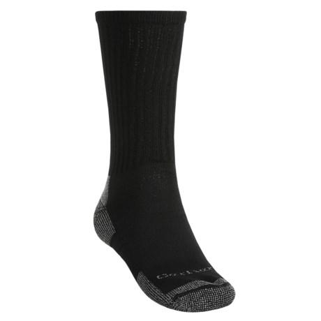 Carhartt Traditional All-Season Crew Work Socks - 2-Pack, Midweight (For Men)