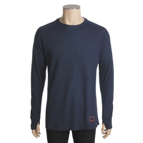 I/O Bio Merino Contact 2 Shirt - Merino Wool, Long Sleeve (For Men)