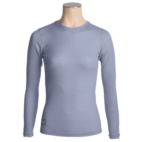 I/O Bio Merino Contact 1 Crib Shirt - Long Sleeve (For Women)