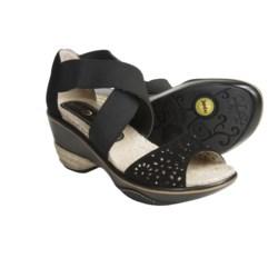 Jambu Santa Fe Wedge Sandals (For Women)