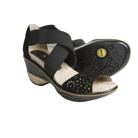 Jambu Santa Fe Wedge Sandals (For Women)