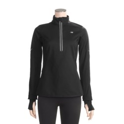New Balance NBX Windblocker Jacket - Zip Neck (For Women)