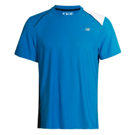 New Balance NP Shirt - Short Sleeve (For Men)