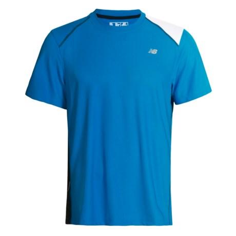 New Balance NP Shirt - Short Sleeve (For Men)