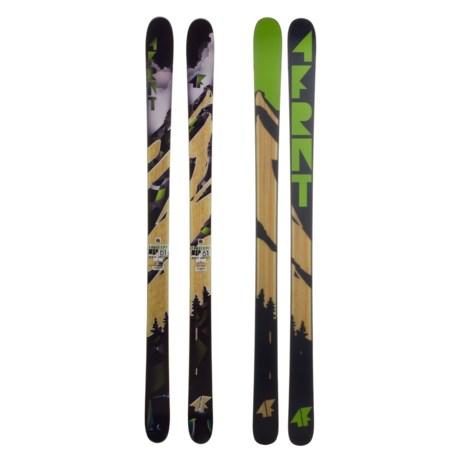 4FRNT MSP Alpine Skis