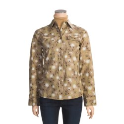 Outback Trading Arcadia Shirt - Cotton, Long Sleeve (For Women)