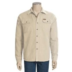 Outback Trading Prospector Shirt - Cotton Moleskin, Long Sleeve (For Men)