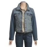 Outback Trading Heartland Jacket - Vintage Washed Denim (For Women)
