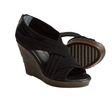The Flexx Un Fold Wedge Sandals (For Women)