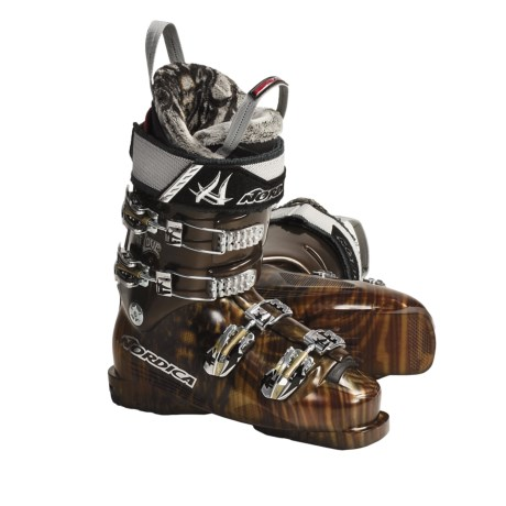 Nordica Jah Love Ski Boots (For Men and Women)