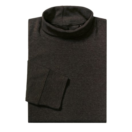 Dunning CoolMax®-Merino Wool Sweater - Mock Neck (For Men)