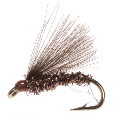 Montana Fly Company Duck-Ass Submerger Dry Fly - Dozen
