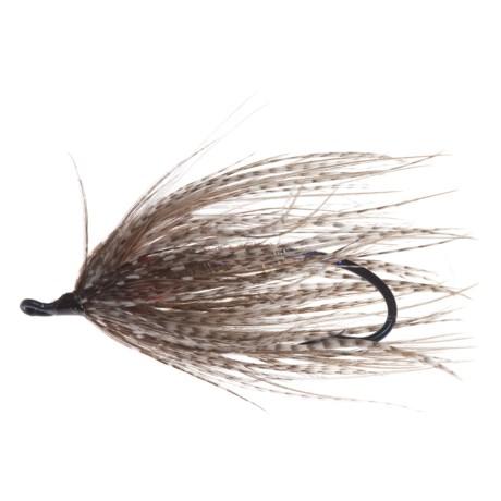 Montana Fly Company Anderson's Euphoric Alevin Salmon/Steelhead Fly - Dozen