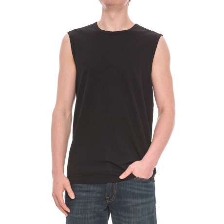 Michael Stars Cotton Tank Top (For Men)
